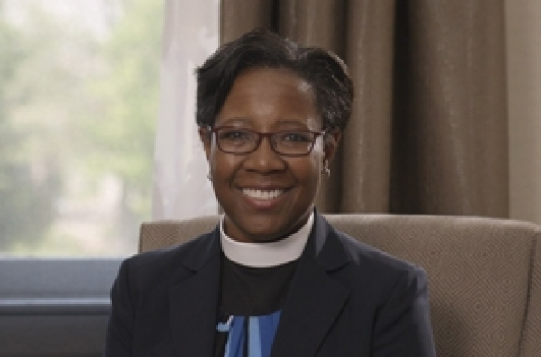 The First African-American woman elected diocesan bishop is a SIM Alumni